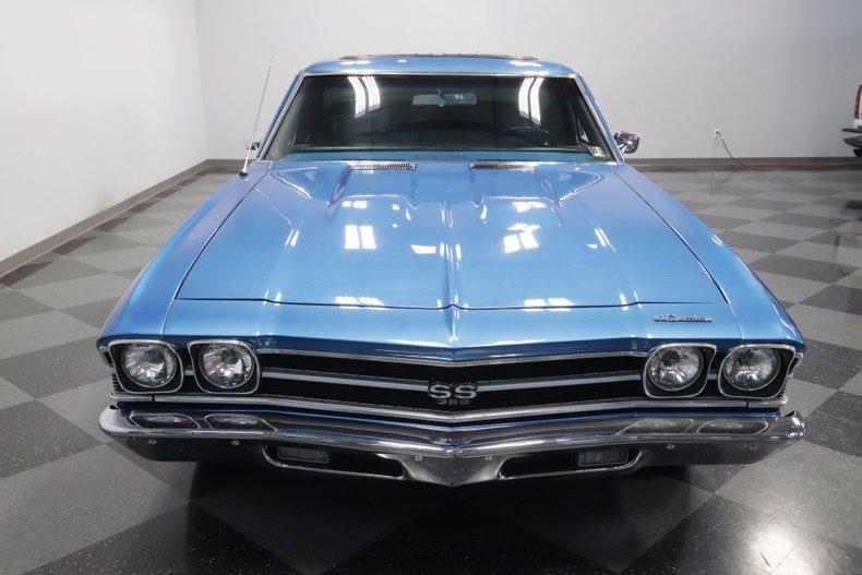 1969 Chevrolet El Camino 19