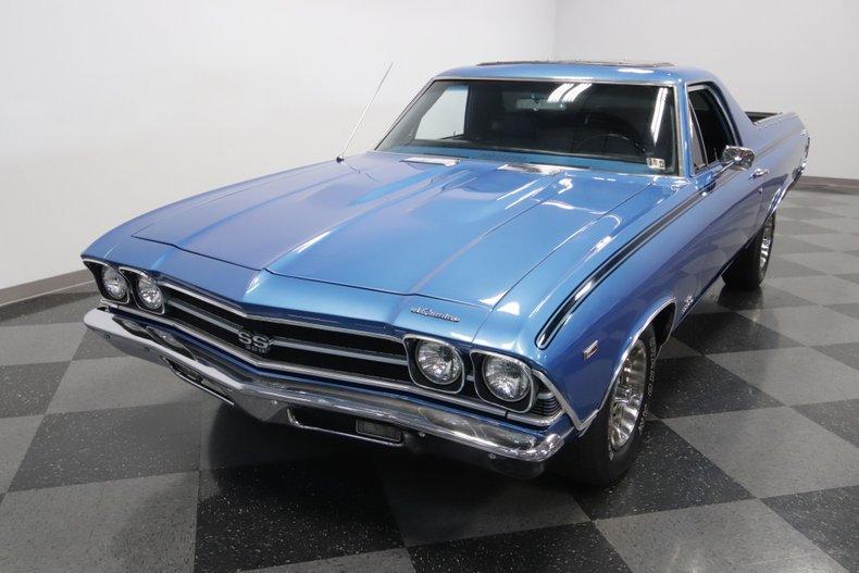 1969 Chevrolet El Camino 20