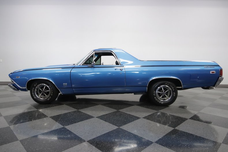 1969 Chevrolet El Camino 24