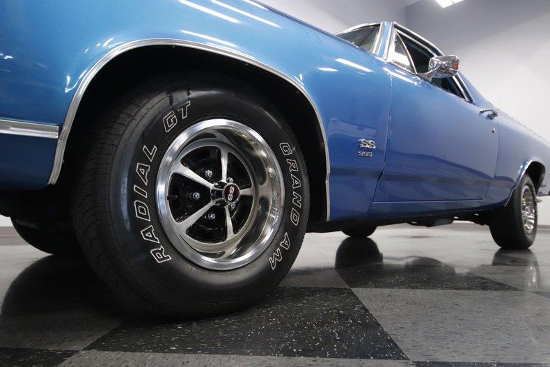 1969 Chevrolet El Camino 23