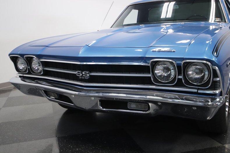 1969 Chevrolet El Camino 22