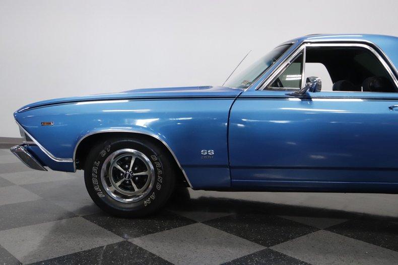1969 Chevrolet El Camino 25