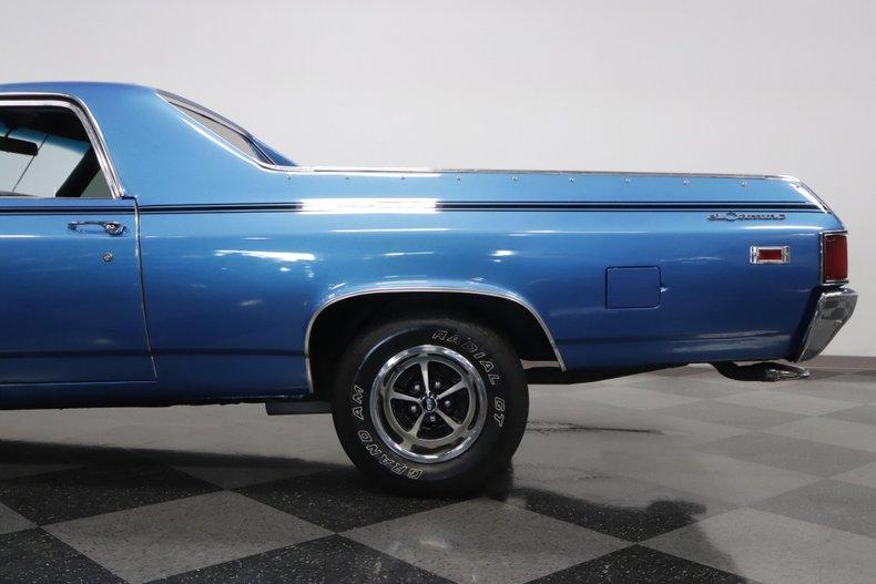 1969 Chevrolet El Camino 26