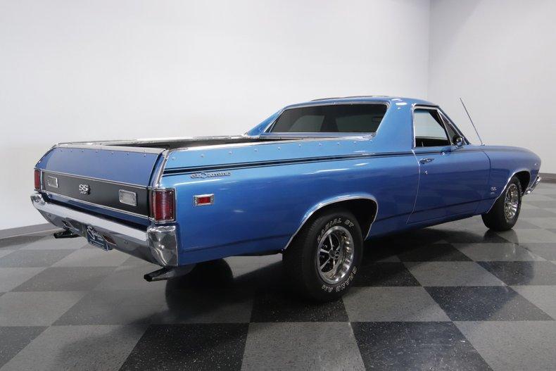 1969 Chevrolet El Camino 28