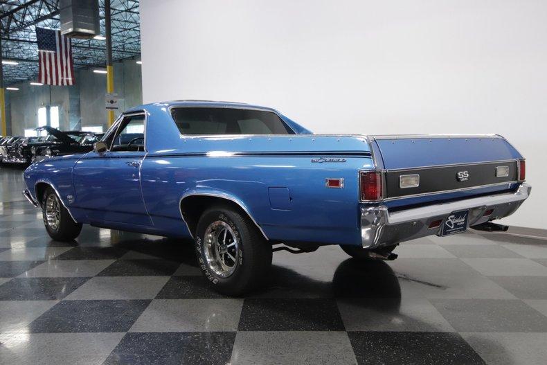 1969 Chevrolet El Camino 27