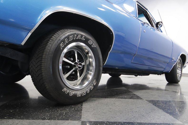 1969 Chevrolet El Camino 30