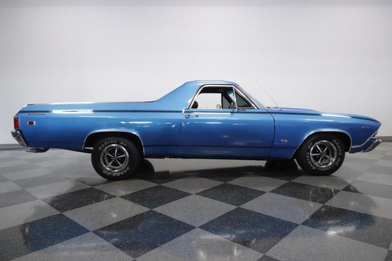 1969 Chevrolet El Camino 31