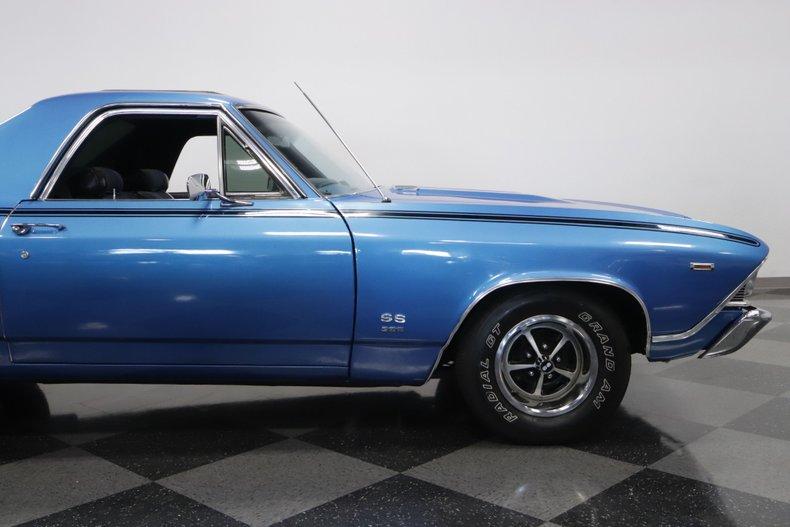 1969 Chevrolet El Camino 33