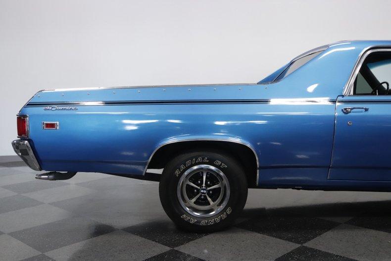 1969 Chevrolet El Camino 32
