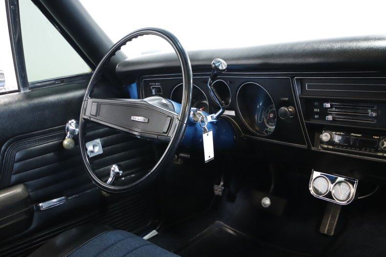 1969 Chevrolet El Camino 54