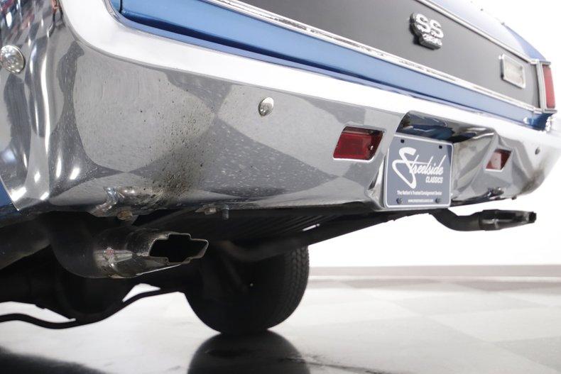 1969 Chevrolet El Camino 69