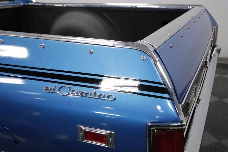 1969 Chevrolet El Camino 68
