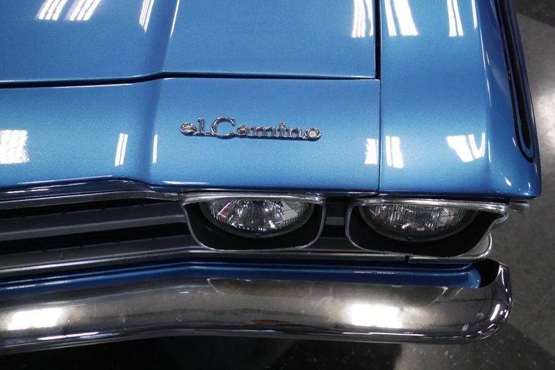 1969 Chevrolet El Camino 66