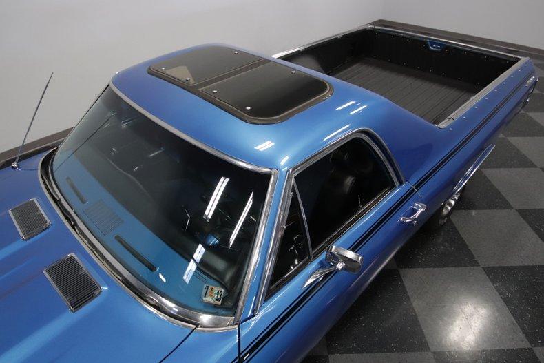 1969 Chevrolet El Camino 64