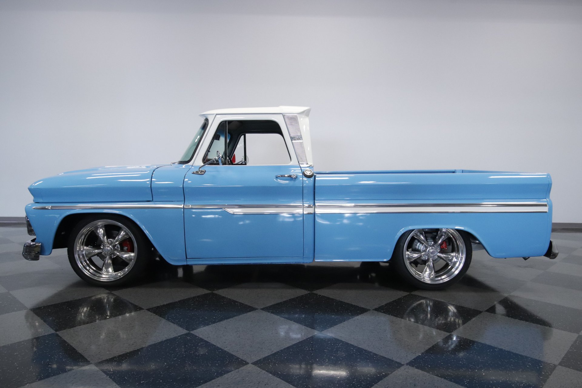 1966 chevrolet c10 restomod