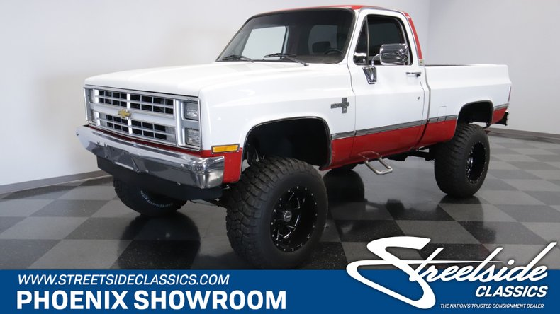 For Sale: 1987 Chevrolet K10