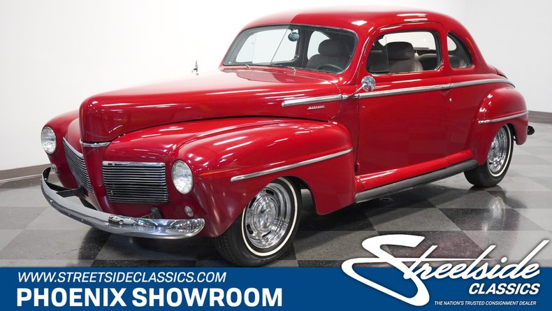 For Sale: 1941 Mercury Coupe