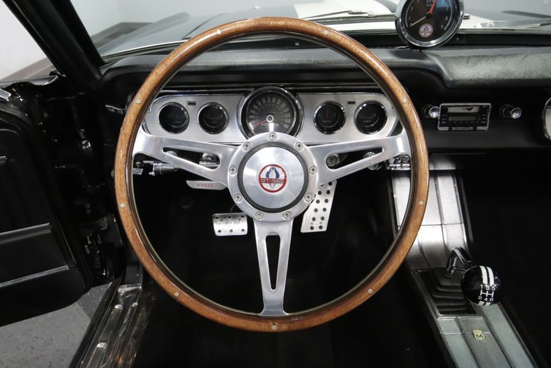 1965 Ford Mustang 50