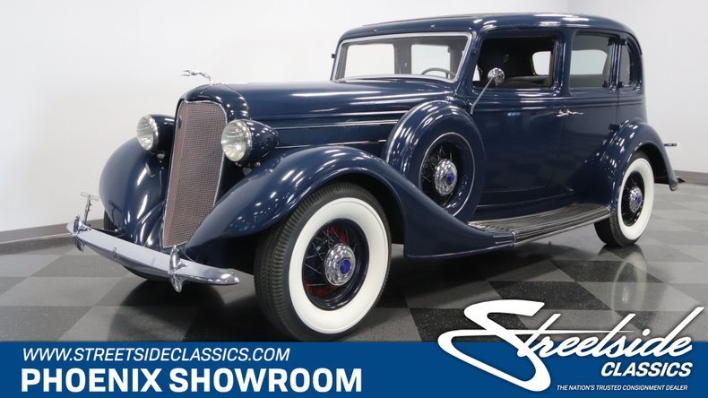 For Sale: 1935 Lincoln K