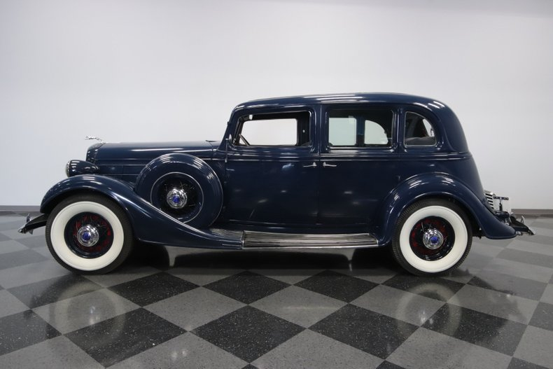 1935 Lincoln K 7