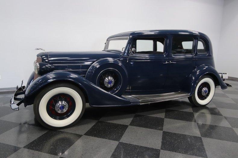 1935 Lincoln K 6