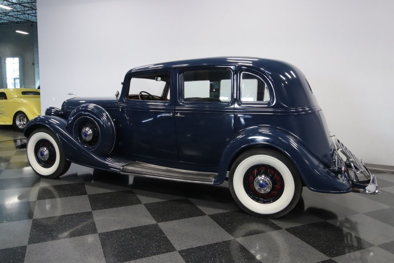 1935 Lincoln K 8