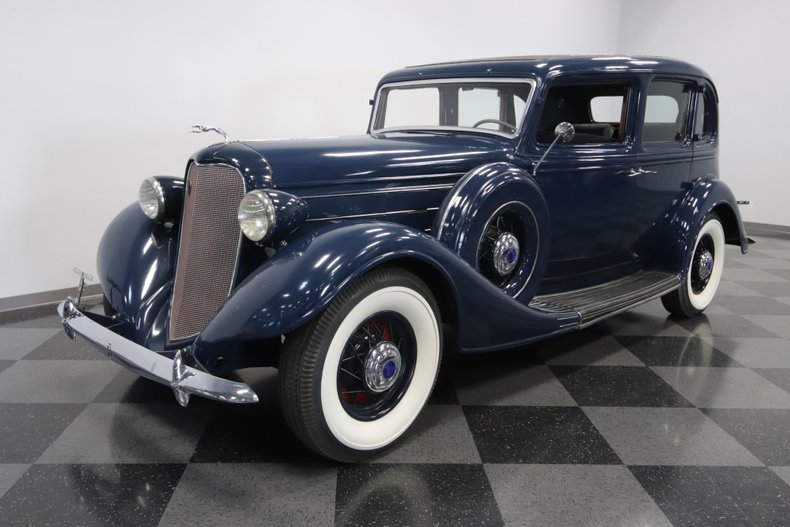 1935 Lincoln K 5