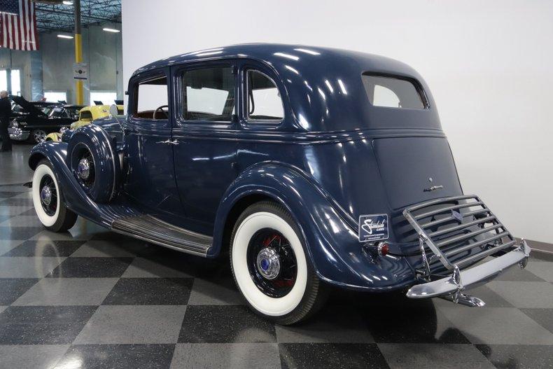 1935 Lincoln K 9