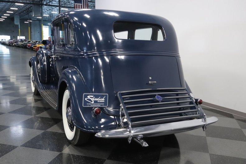 1935 Lincoln K 10