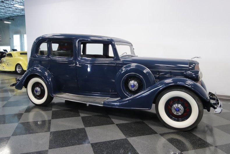 1935 Lincoln K 16