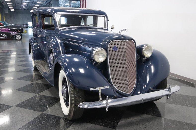 1935 Lincoln K 18