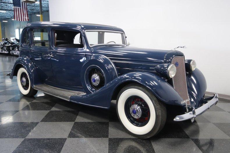 1935 Lincoln K 17