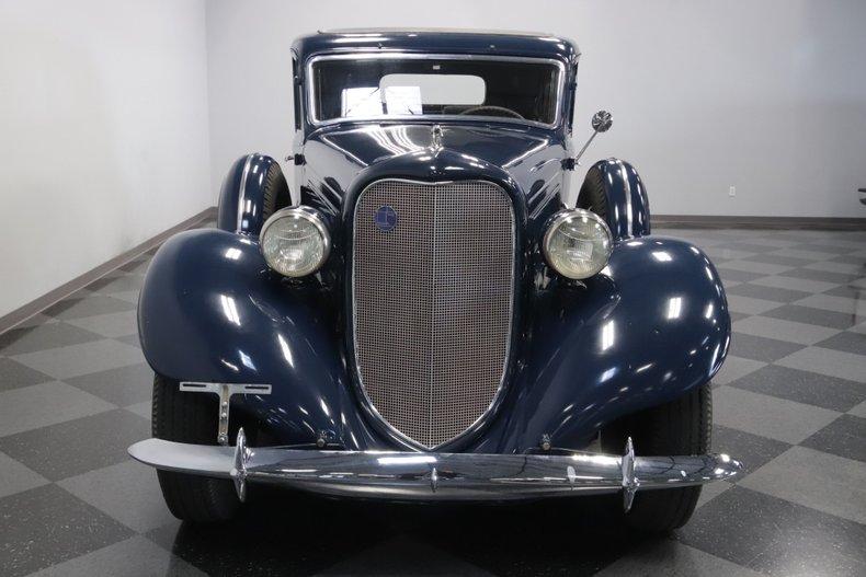 1935 Lincoln K 19