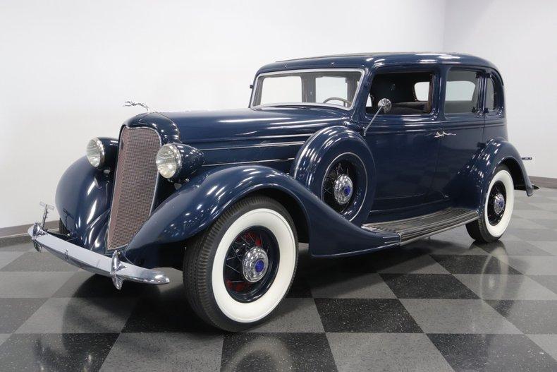 1935 Lincoln K 21