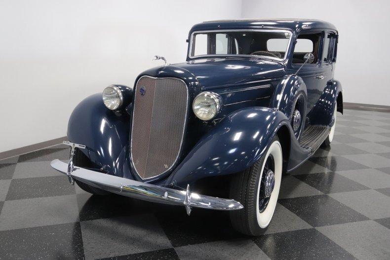 1935 Lincoln K 20