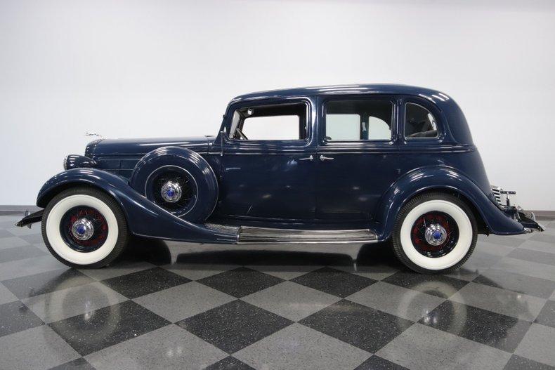 1935 Lincoln K 24