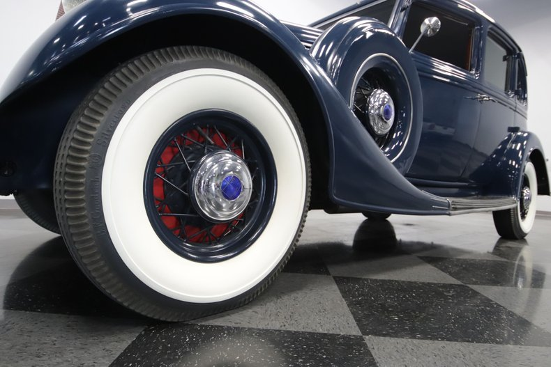 1935 Lincoln K 23