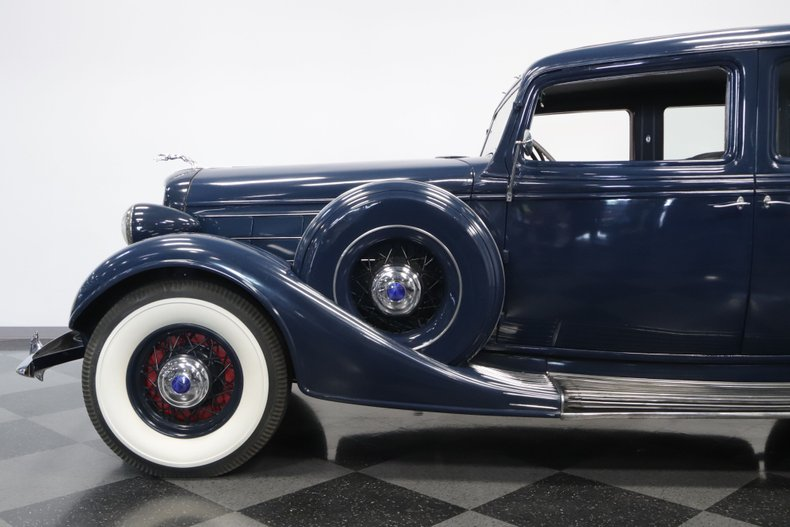 1935 Lincoln K 25