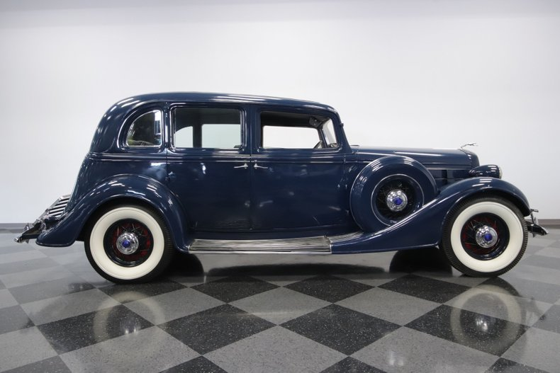 1935 Lincoln K 31