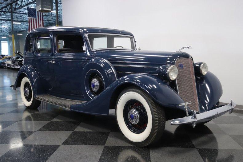 1935 Lincoln K 34