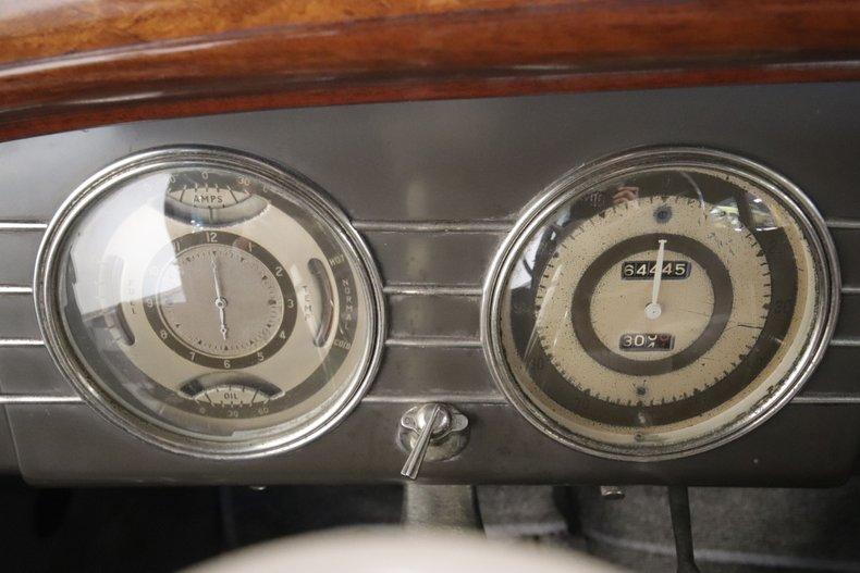 1935 Lincoln K 46