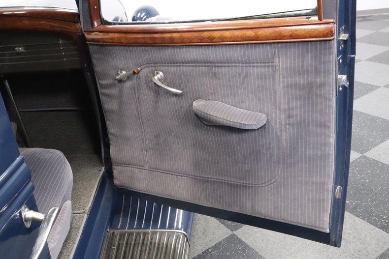 1935 Lincoln K 55