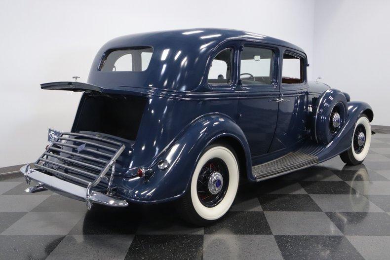 1935 Lincoln K 38