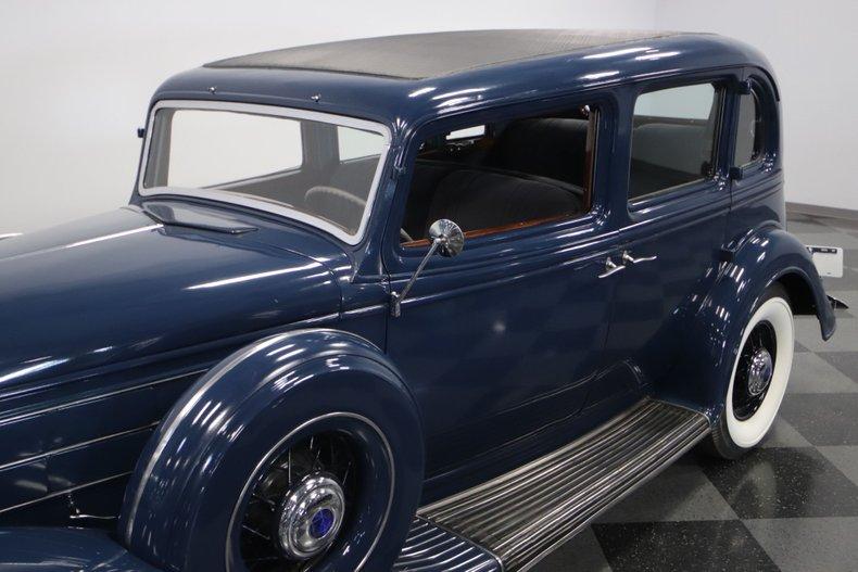 1935 Lincoln K 71
