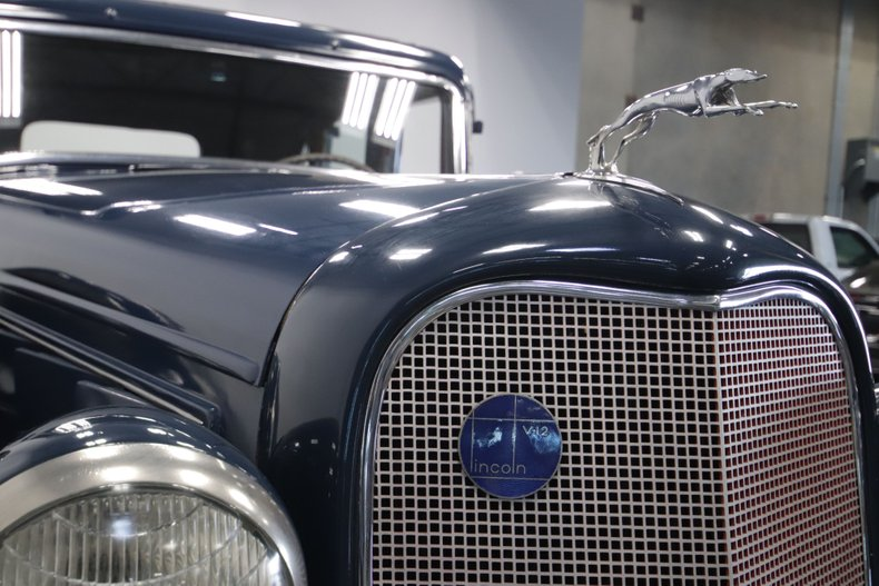1935 Lincoln K 70