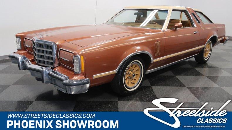 For Sale: 1979 Ford Thunderbird