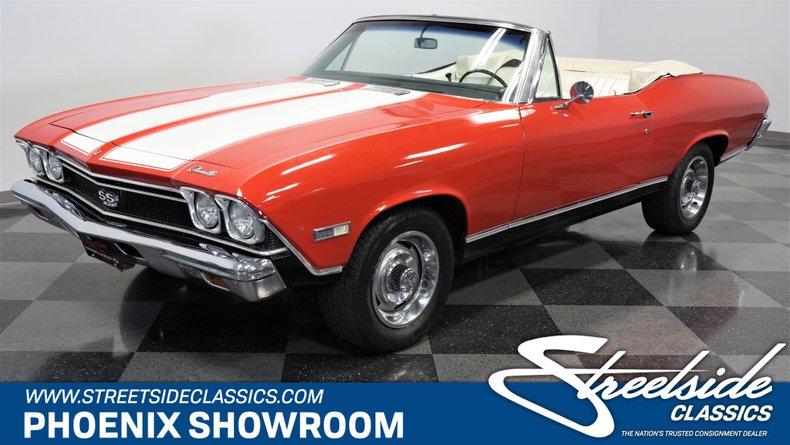 For Sale: 1968 Chevrolet Chevelle