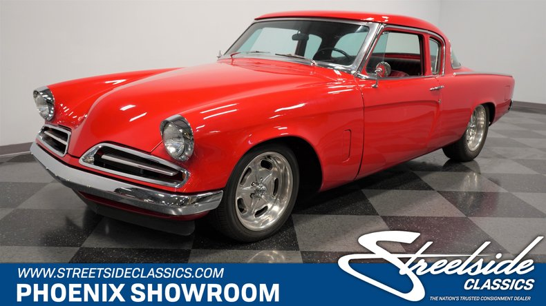 For Sale: 1953 Studebaker Champion