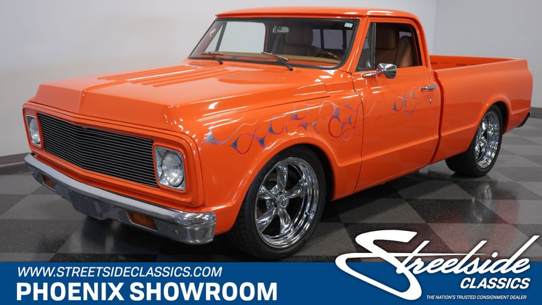 For Sale: 1971 GMC C15