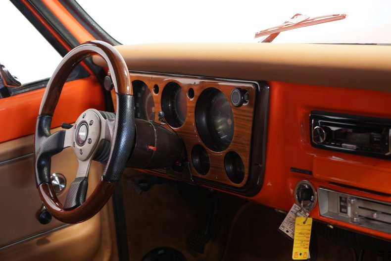 1971 GMC C15 48